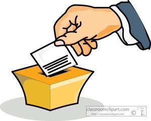 stemmegivning